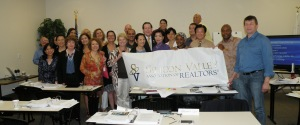 2013 SILVAR CIPS Institute graduates