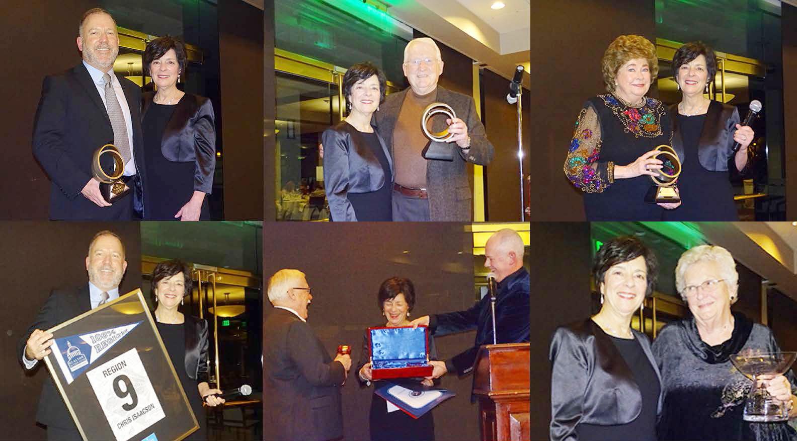installation awards